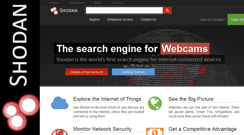 Shodan Search Engine for Hackers