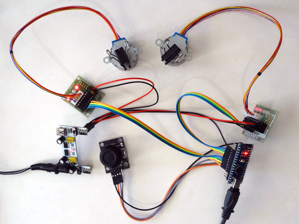 joystick wiring diagram 51 19 [ 1024 x 768 Pixel ]