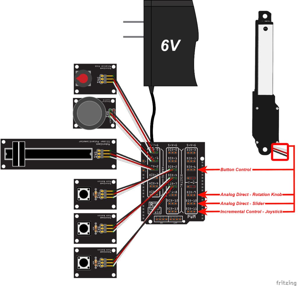 linear actuator wiring [ 1024 x 981 Pixel ]