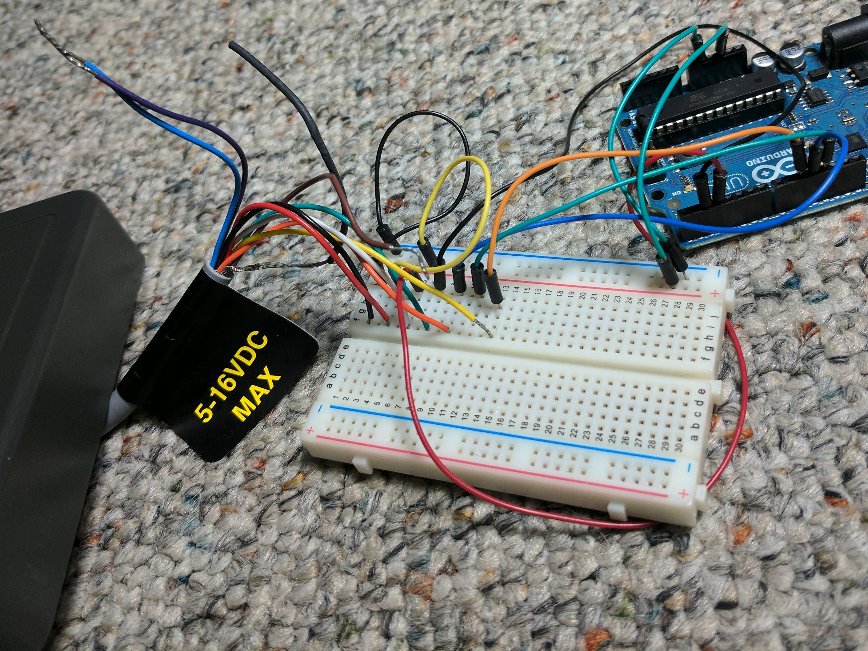 hid miniprox reader wiring diagram motor starters diagrams 5365 32