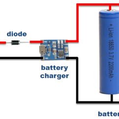 Battery Charge Controller Circuit Diagram 2008 Dodge Charger Wiring Solar Charged Powered Arduino Uno - Hackster.io