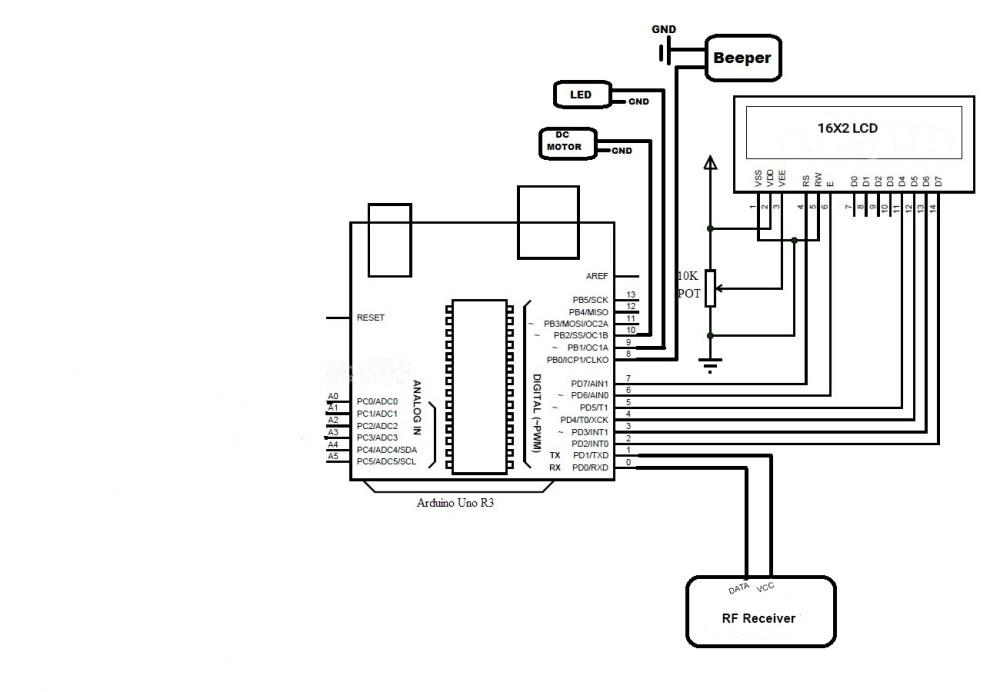 medium resolution of circuit diagram receiver