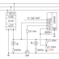 Dali Led Driver Wiring Diagram How To Make A Plot Simple Controller Hackster Io Curcuit Qor7b4fuet