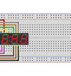 4 digit 7 segment display connections kasufbbpfq [ 2388 x 864 Pixel ]