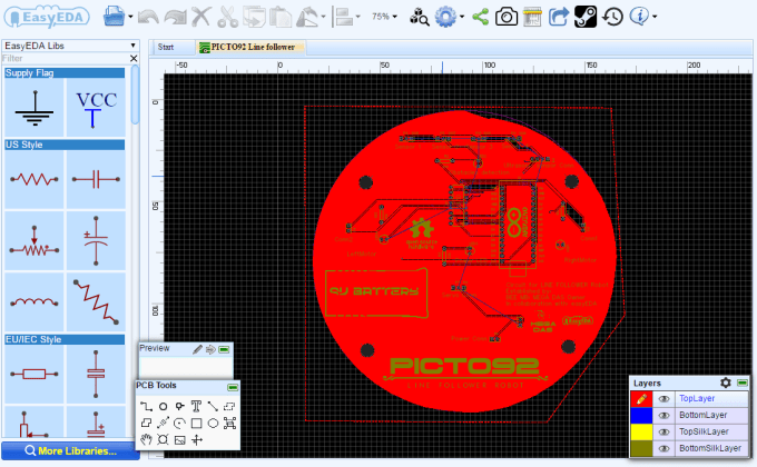 Capture Besides Getting Started With Easyeda For Circuit Simulation