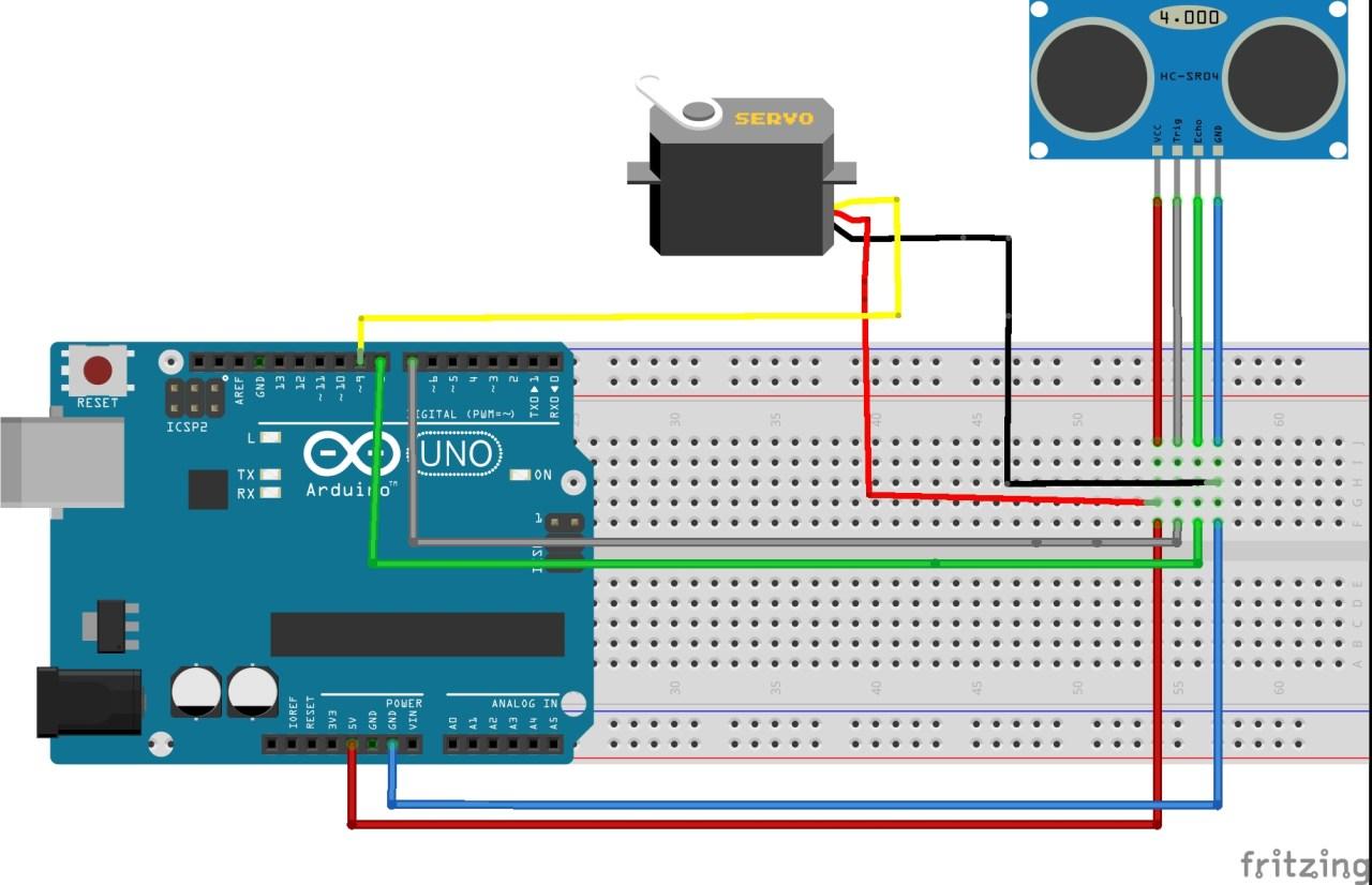 medium resolution of arduino uno servo wiring diagram
