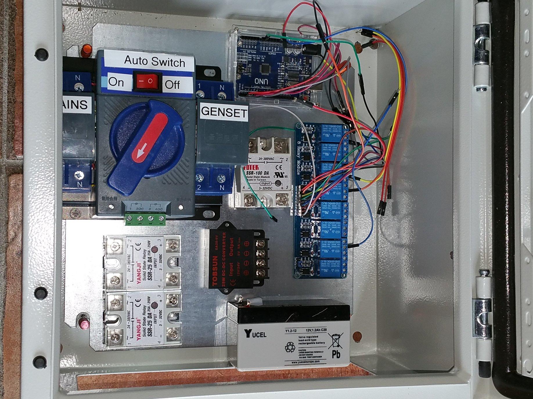 230v generator wiring diagram 2002 honda civic transmission ats - hackster.io