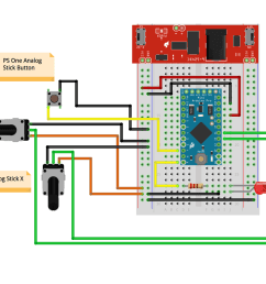 playstation 1 circuit diagram [ 1500 x 813 Pixel ]