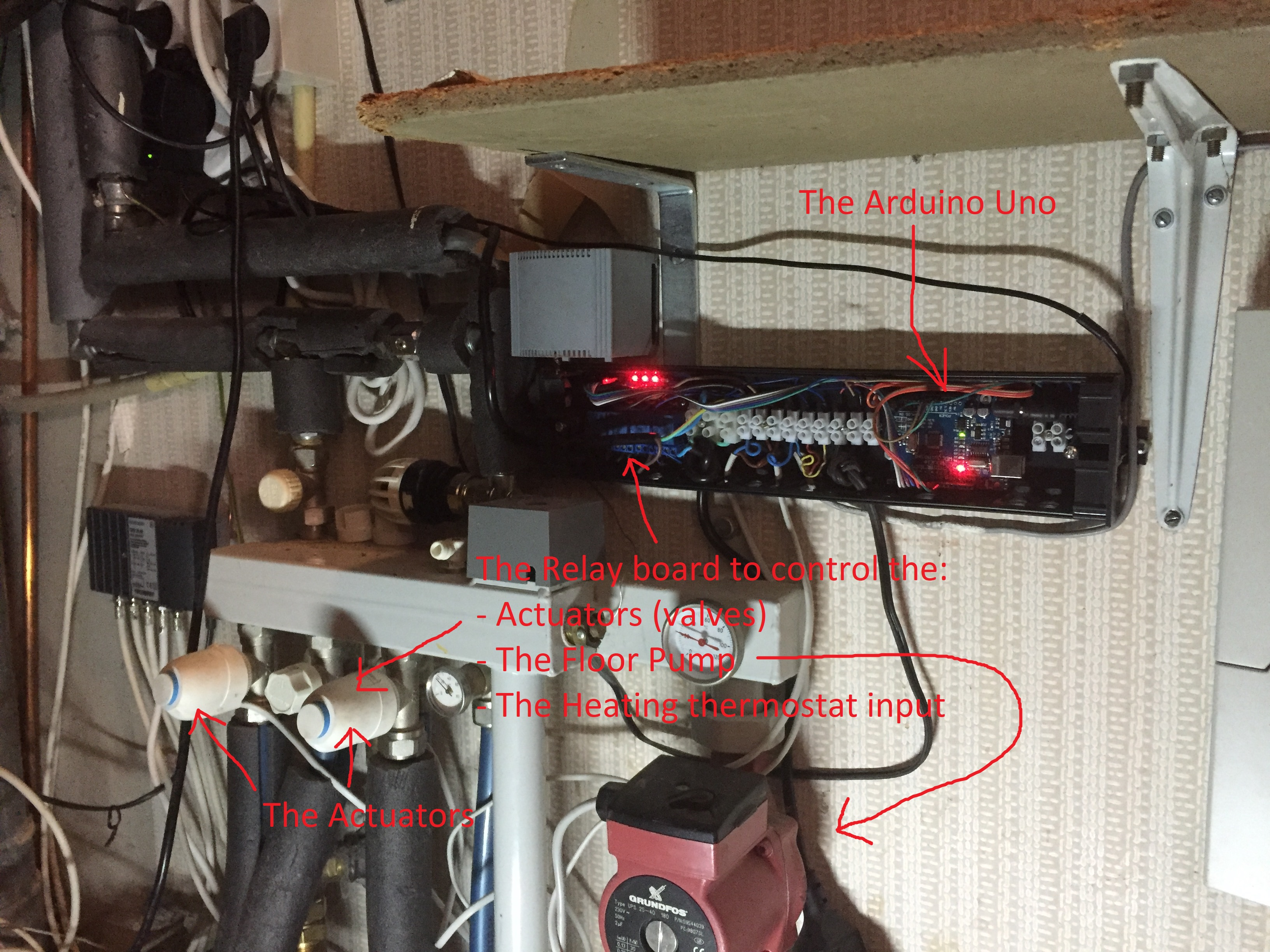 underfloor heating wiring diagram s plan allen bradley typical diagrams multi zone controller hackster io 2016 07 30 14 ynuqomvx9g