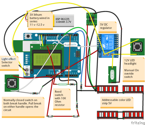 small resolution of bike led wiring diagram u32h2pchbe