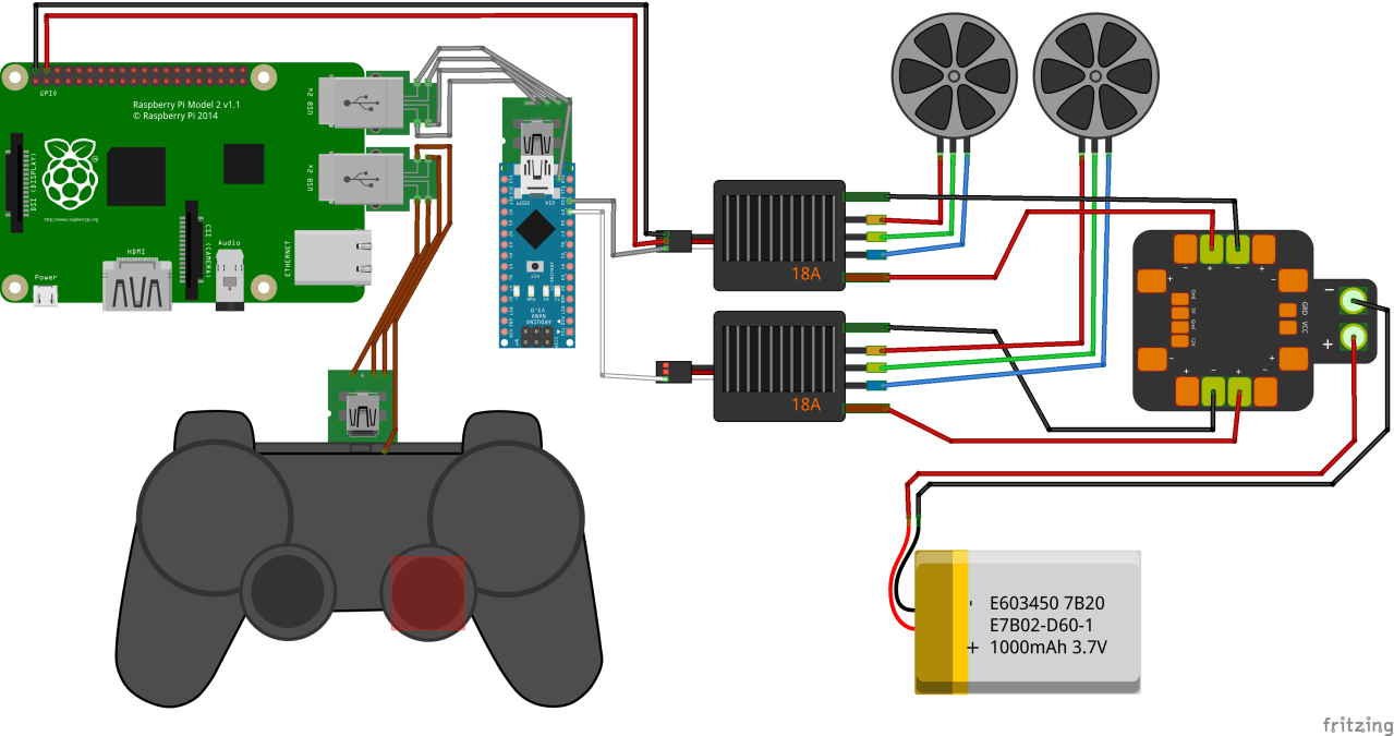 hight resolution of 2 axi joystick wiring diagram