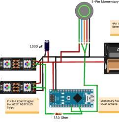 lightsaber battery wiring diagram wiring diagram todays rh 17 18 10 1813weddingbarn com meyer plow light [ 2139 x 1323 Pixel ]