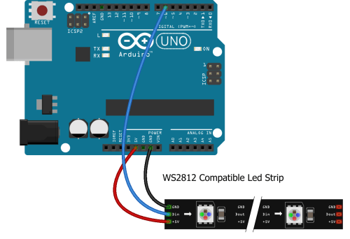 small resolution of basic arduino wiring