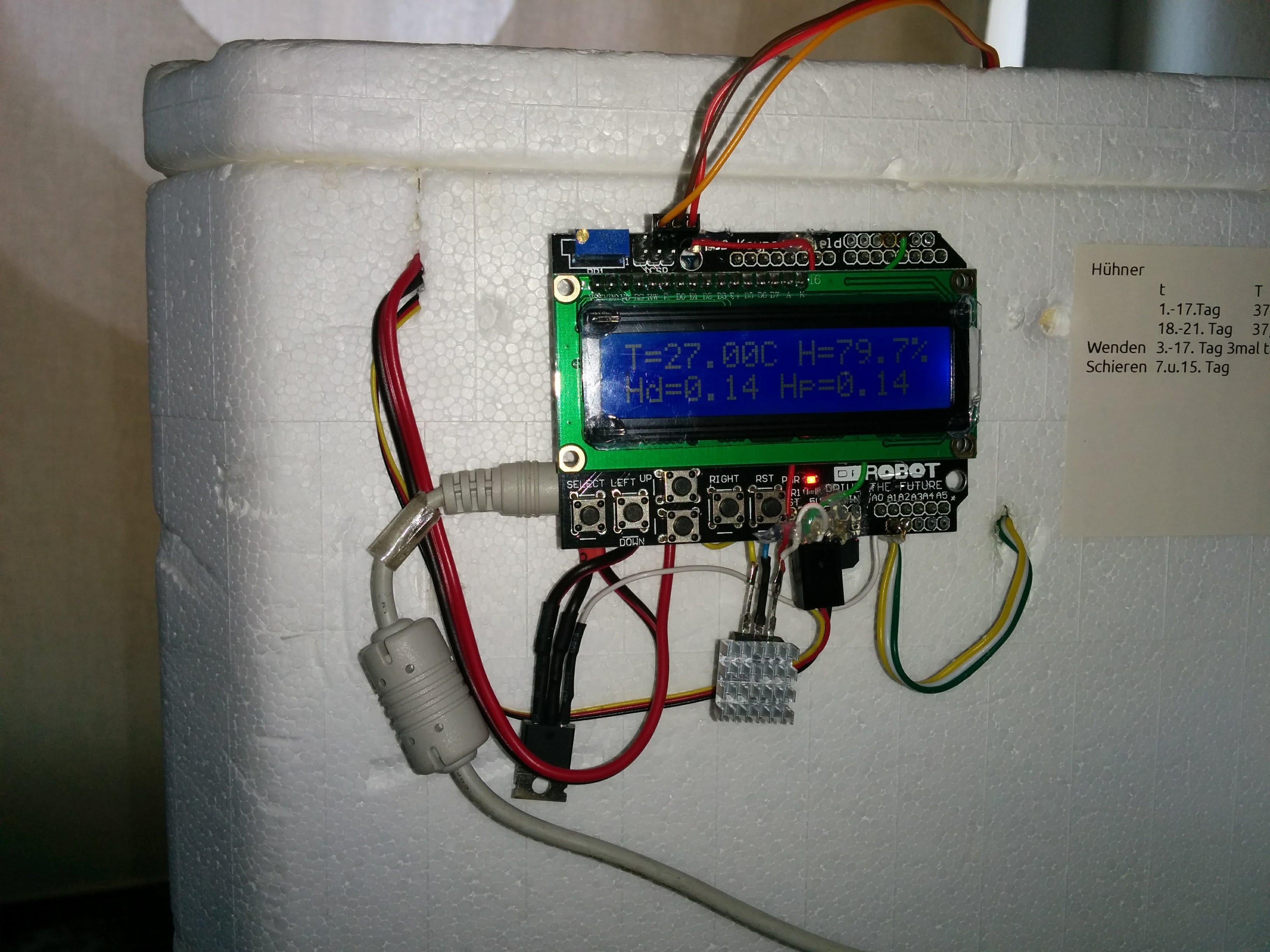 hight resolution of egg incubator arduino project hub eggs automatic incubator circuit diagram 1 electricalequipment
