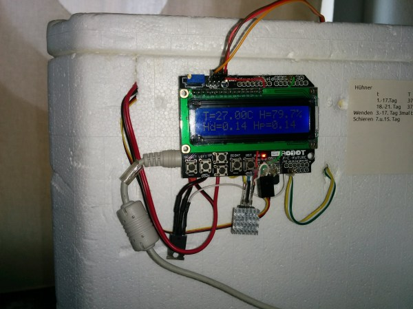 Egg Incubator  Arduino Project Hub