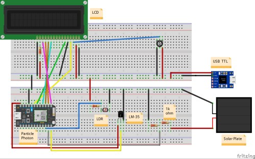 small resolution of circuit diagram of solar panel monitoring