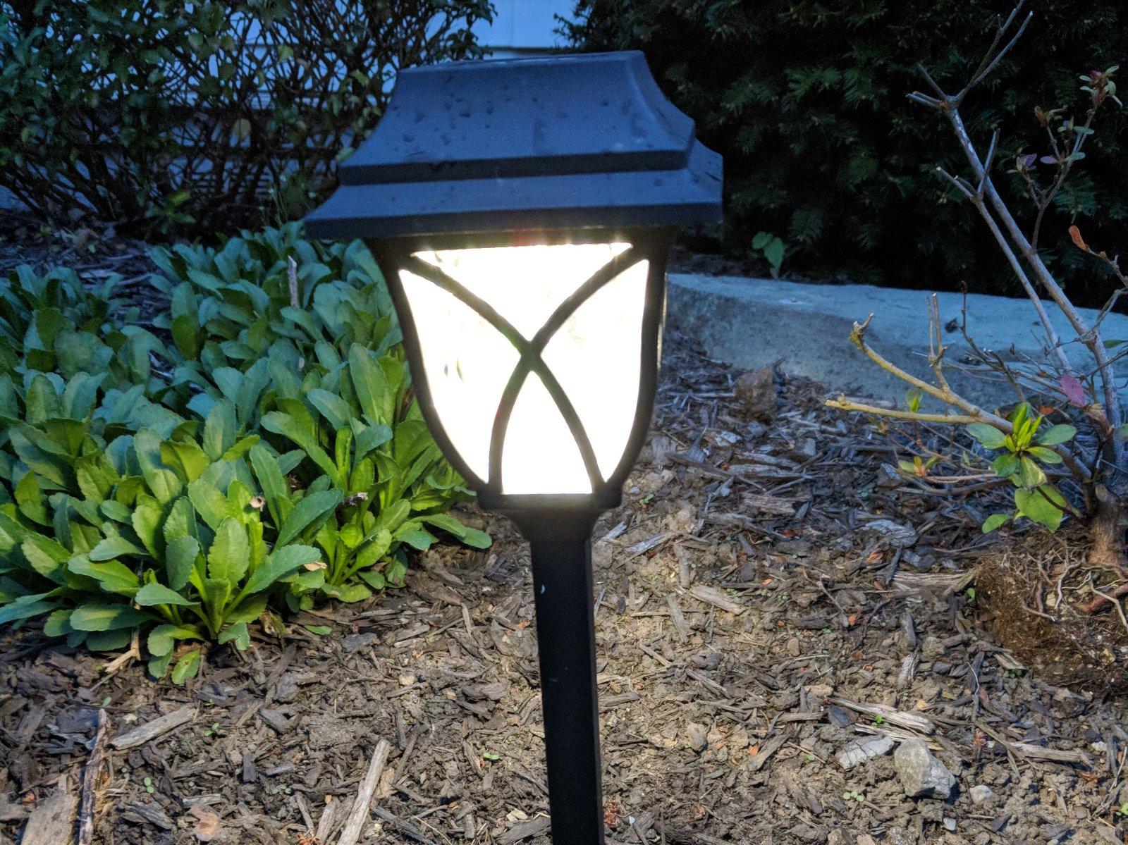smart landscaping rgbw lights hackster io