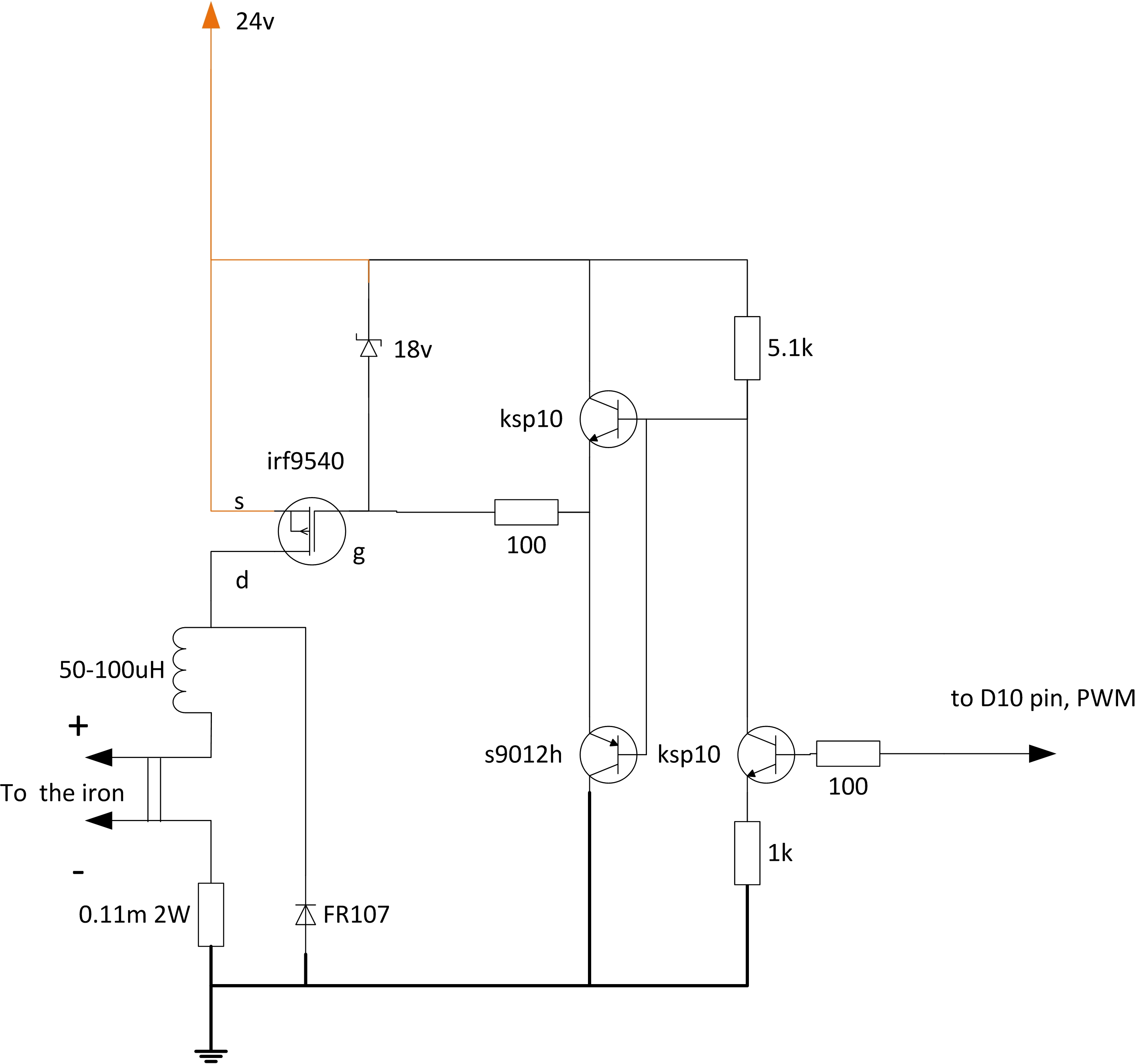 medium resolution of soldering iron controller for hakko t12 tips on arduino hackster io diagram also soldering iron as well electric iron circuit diagram