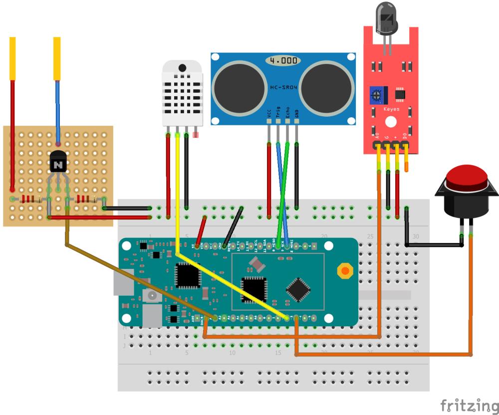 medium resolution of smart waste bin devices schematic