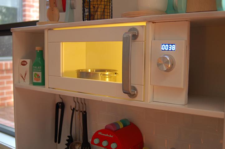ikea duktig kids kitchen arduino
