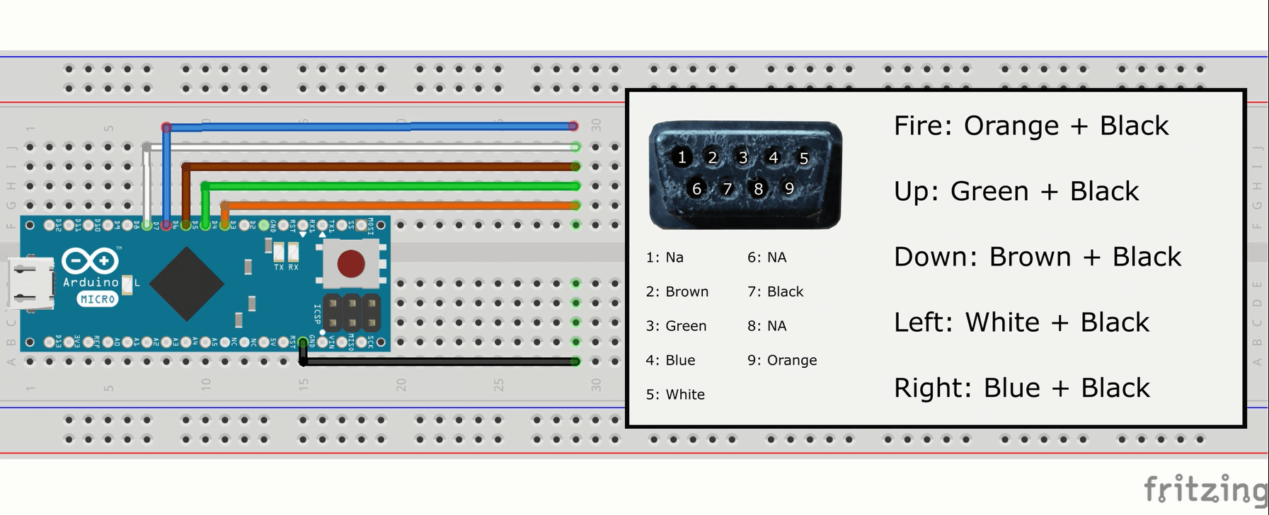 hight resolution of arduino atari adaptor project hubrhcreatearduinocc atari 2600 wiring diagram at mywebline de