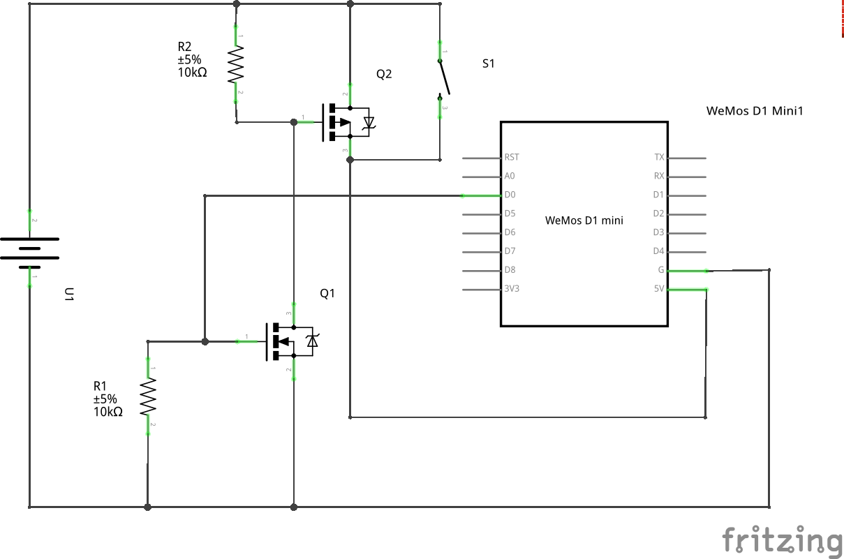 hight resolution of latching circuit line diagram