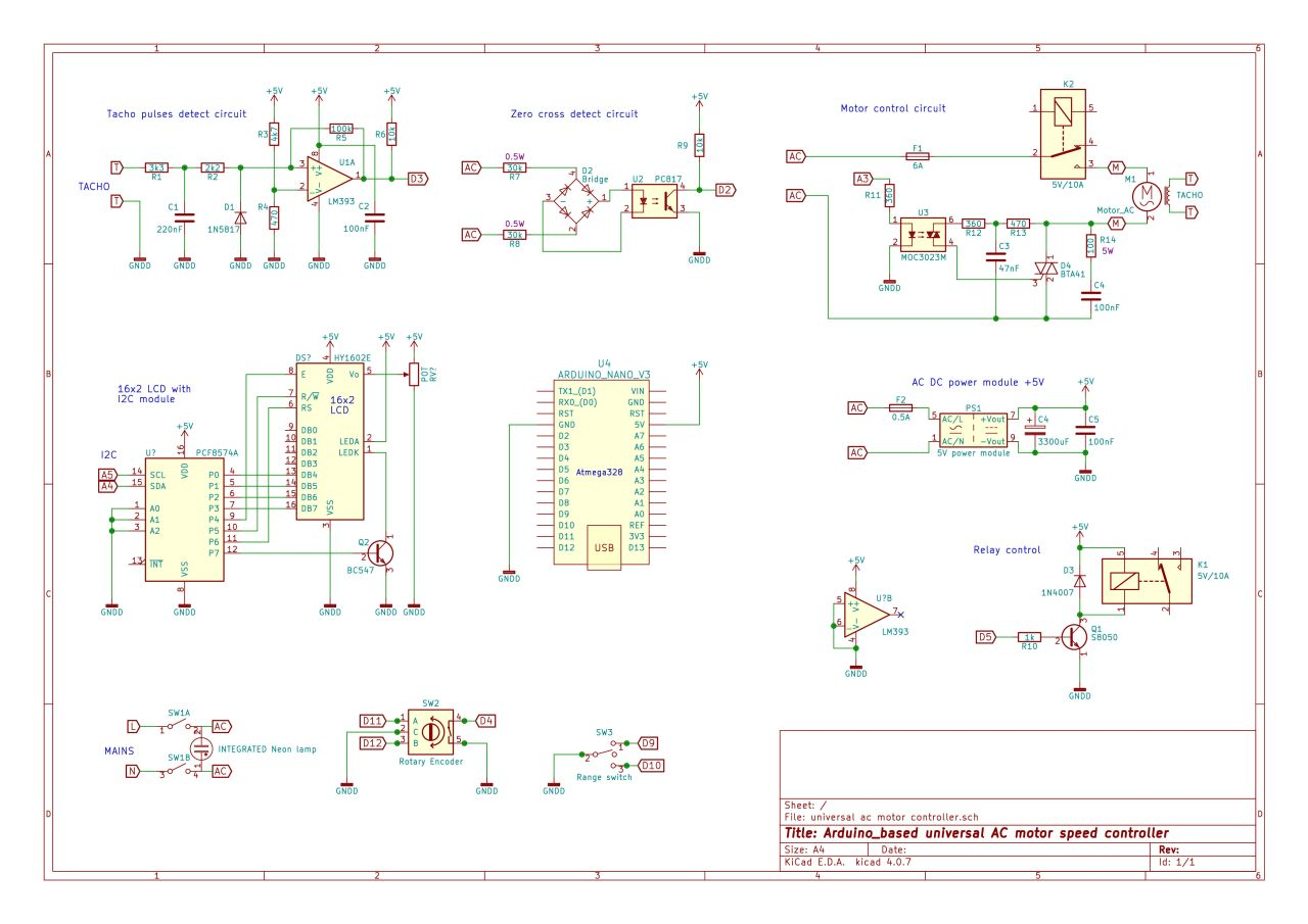 medium resolution of tachometer wiring diagram ac to dc