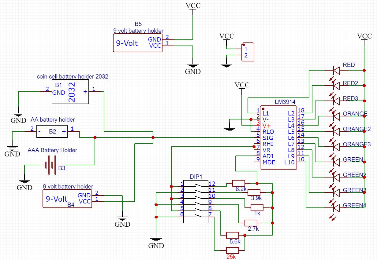 medium resolution of aaa battery diagram