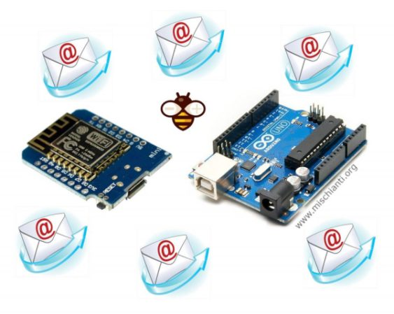 Send Email with ESP8266 and Arduino - Arduino Project Hub