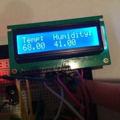 Tim Water Temperature Gauge Wiring Diagram 2002 Gmc Sierra Radio Portable Arduino Temp Humidity Sensor With Lcd Hackster Io