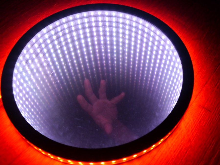 the freedom infinity mirror
