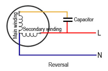Wiring Capacitors Ceiling Fan Wiring Diagram Capacitors Cbb