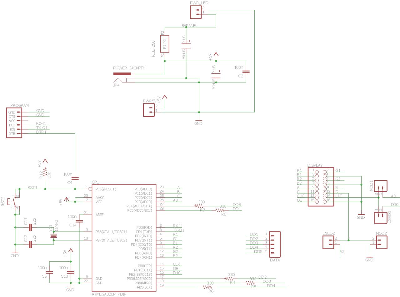 medium resolution of outdoor led display wiring diagram