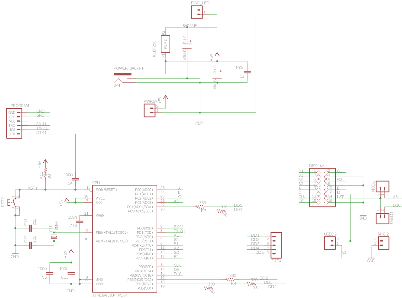 hight resolution of outdoor led display wiring diagram