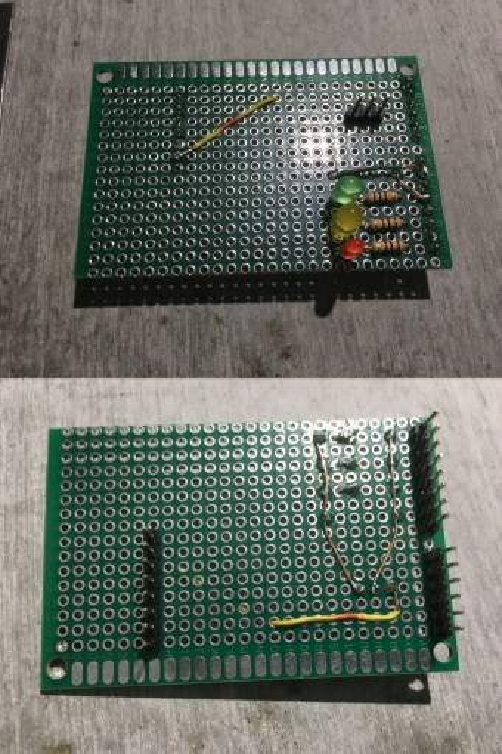 Circuit Board Artwork Stripboard And Breadboardlayout