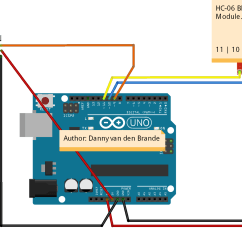 Wiring Diagram App Battery For Golf Cart Arduino Android Bluetooth Servo Motor Control
