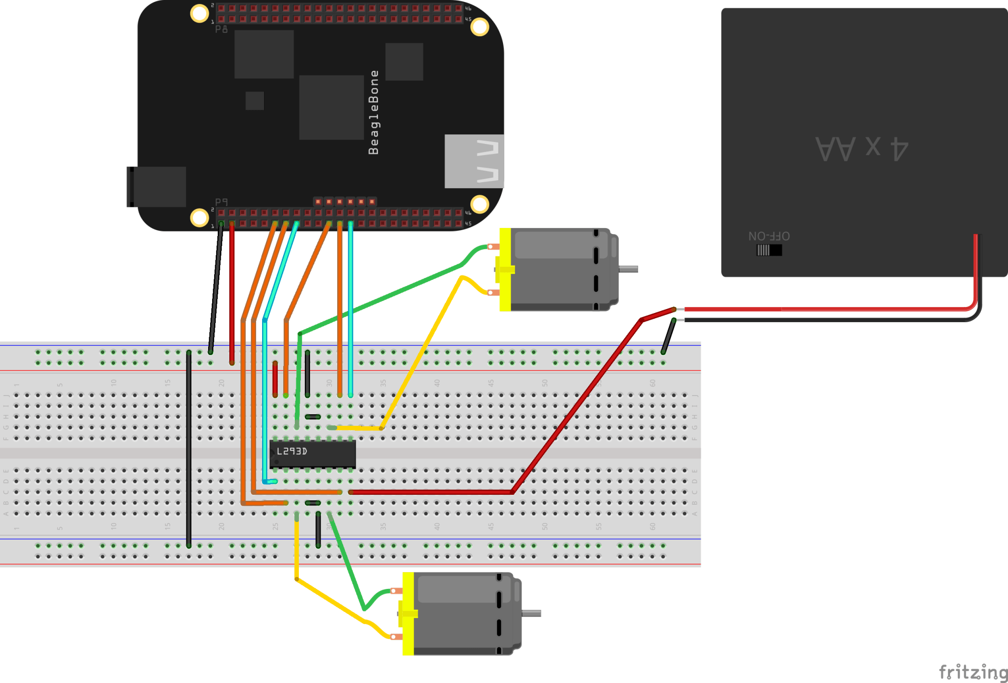 hight resolution of controlling a motor with an h bridge