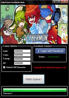 Cybermon Facebook Hack
