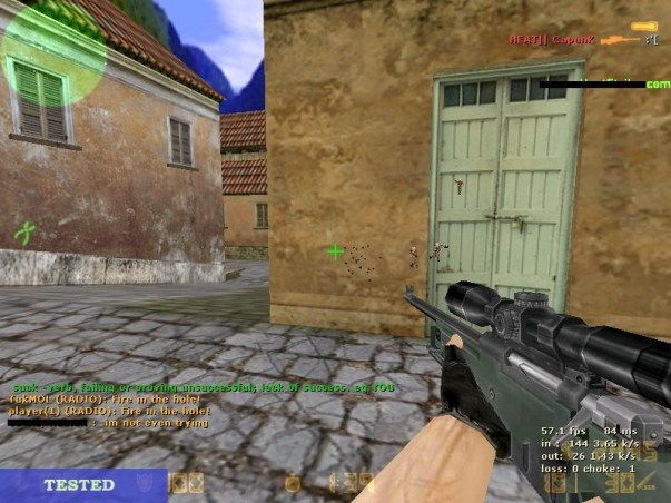 CounterStrike Super Simple Wall