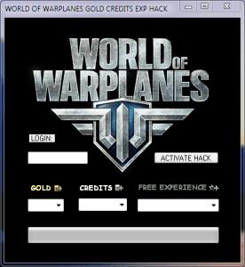 World of Warplanes Hack