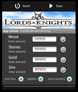 Lords & Knights APK MOD