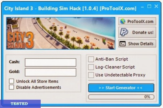 City Island 3 Hack