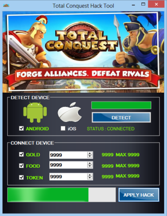 Total Conquest Hack Gold, Add Unlimited Titans