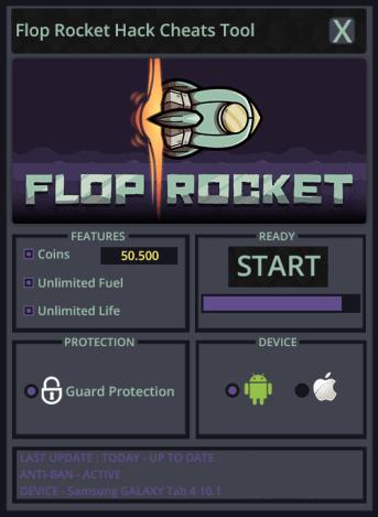 Flop Rocket Hack