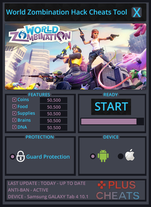 world zombination hack