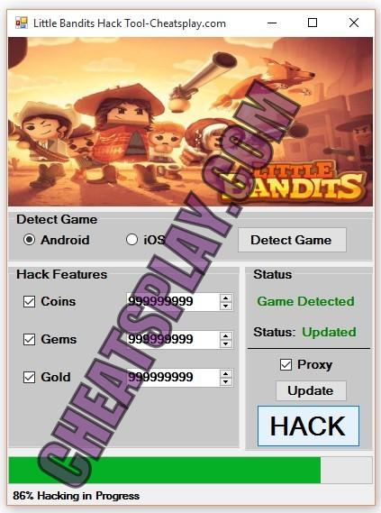 Little Bandits Hack Tool