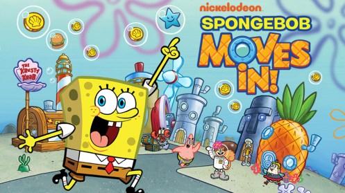 SpongeBob Moves In Hack Tool
