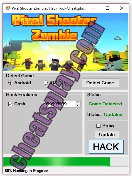 Pixel Shooter Zombies Hack Tool