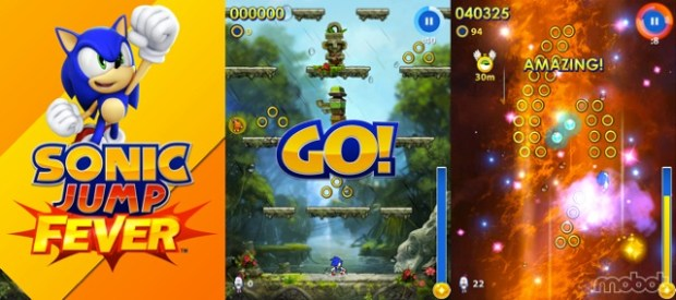 Sonic Jump Fever hack Red Star ring & energy