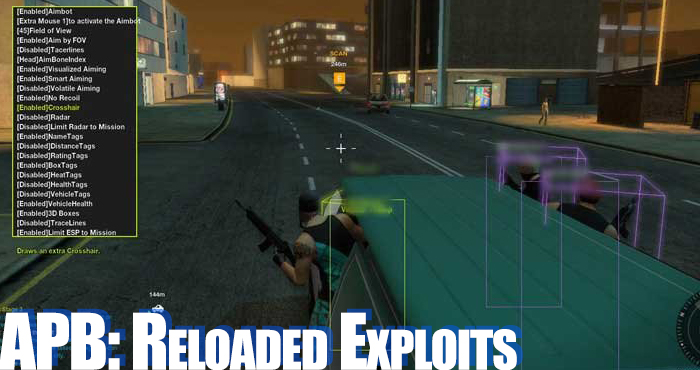 APB: Reloaded Exploits, Hacks or Aimbots 3